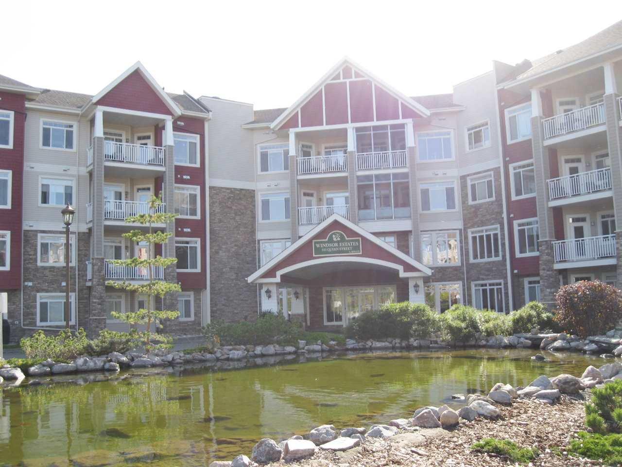 Main Photo: 118 511 Queen Street: Spruce Grove Condo for sale : MLS®# E4193160