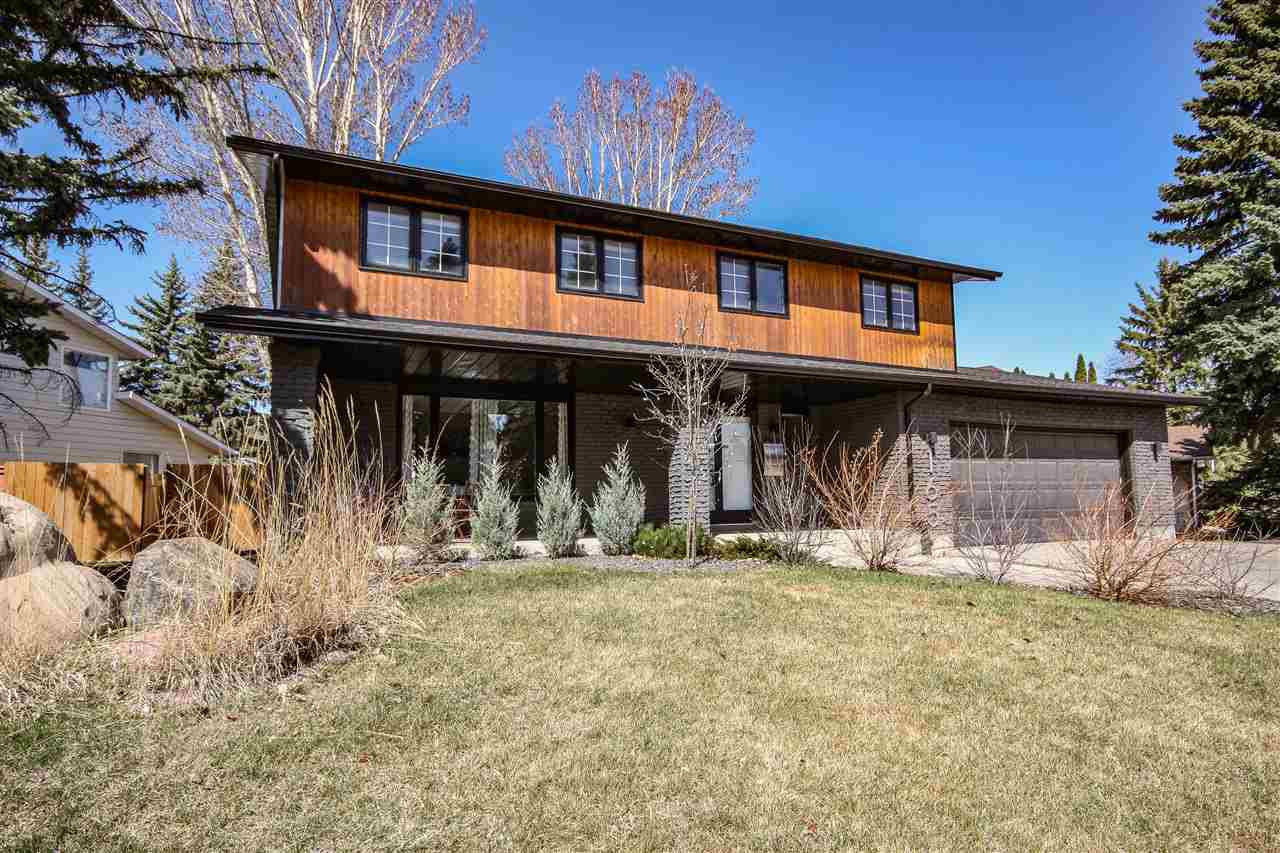 Main Photo: 165 Willow Way in Edmonton: Zone 22 House for sale : MLS®# E4196310