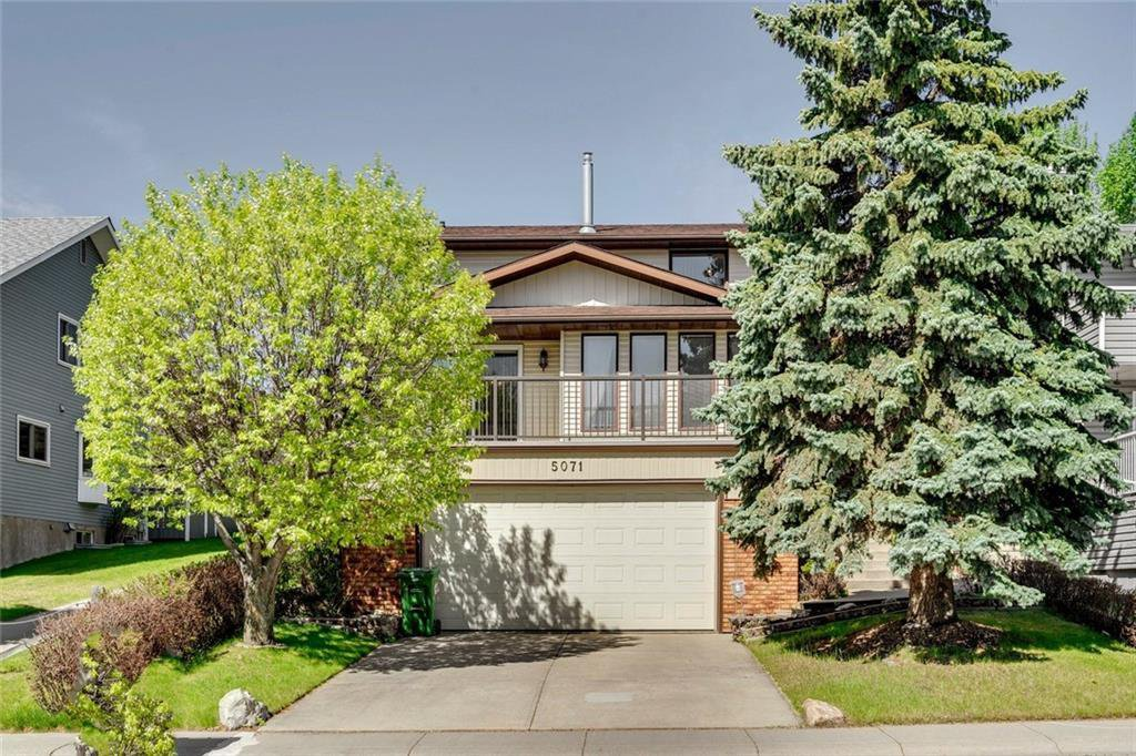 Main Photo: 5071 NORRIS Road NW in Calgary: North Haven Detached for sale : MLS®# C4299418
