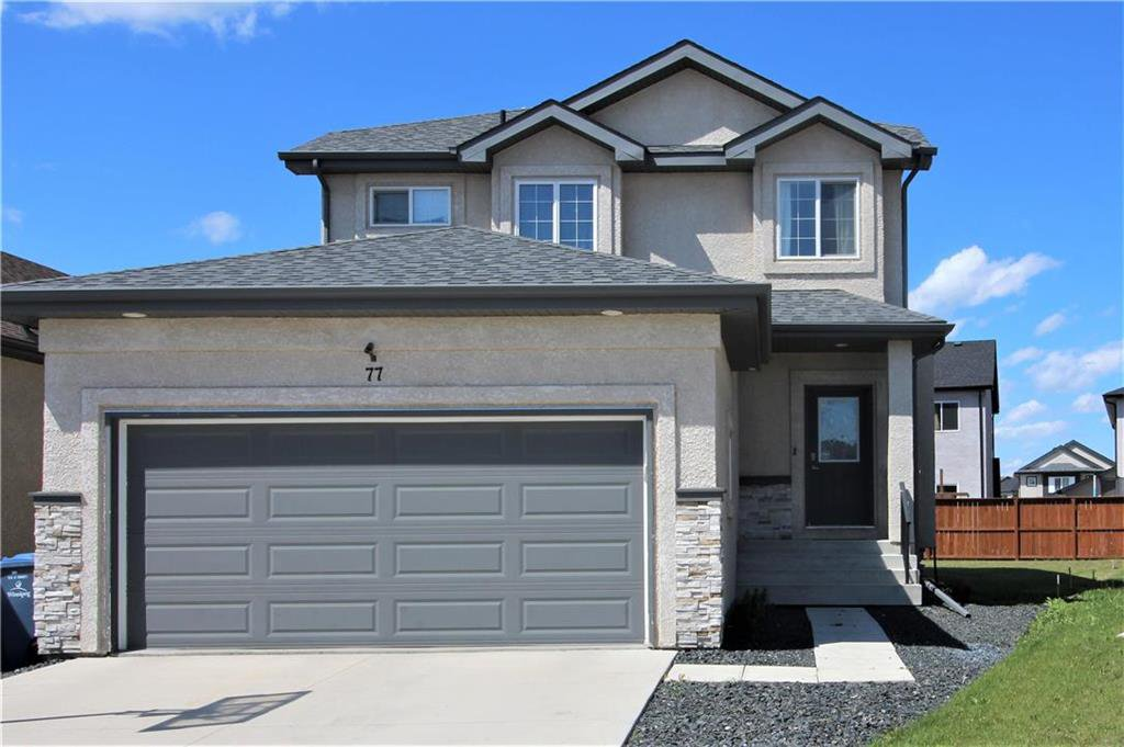 Main Photo: 77 AUDETTE Drive in Winnipeg: Canterbury Park Residential for sale (3M)  : MLS®# 202013163