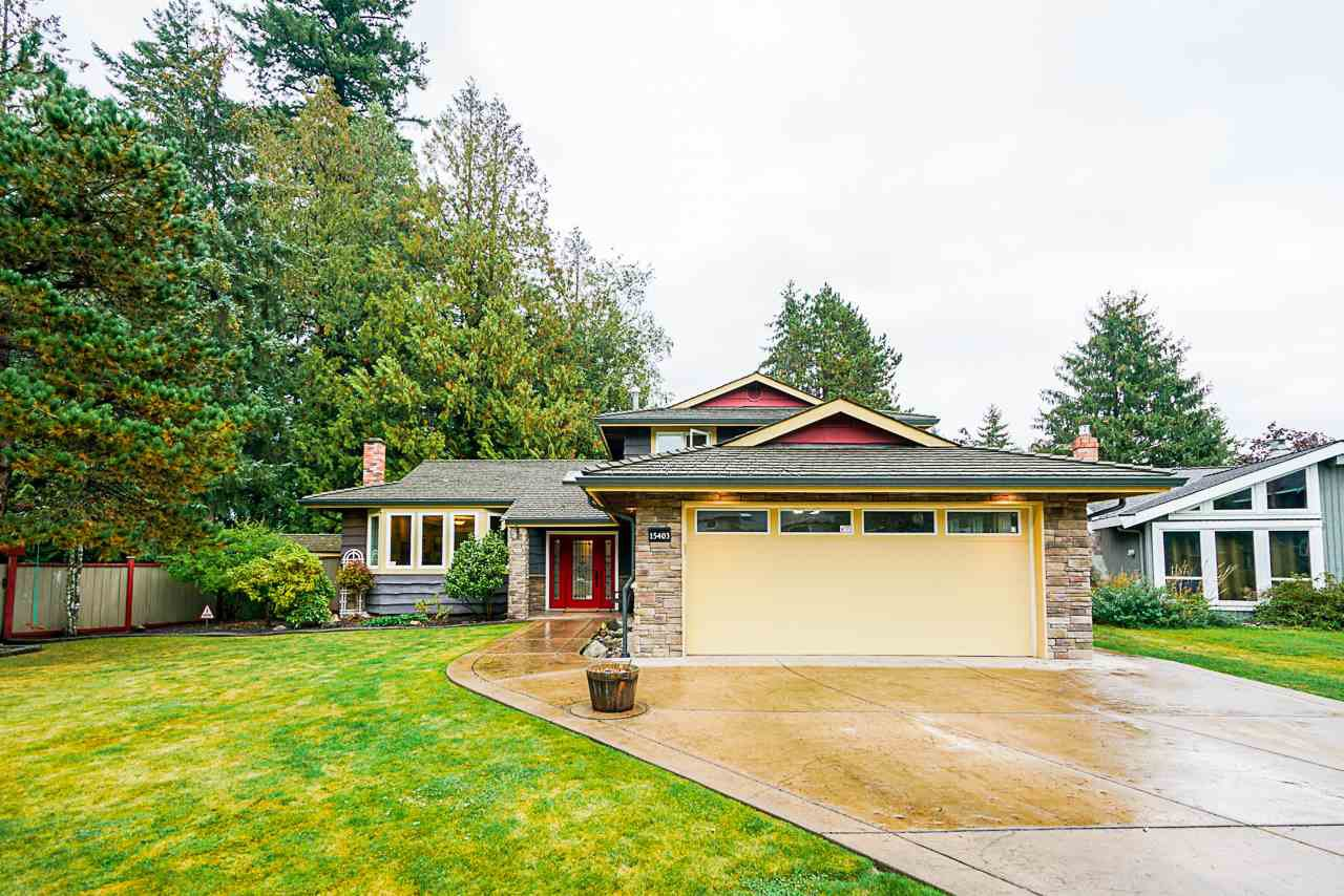 "Main Photo: 15403 KILKEE Place in Surrey: Sullivan Station House for sale in ""Sullivan Station"" : MLS®# R2502571"
