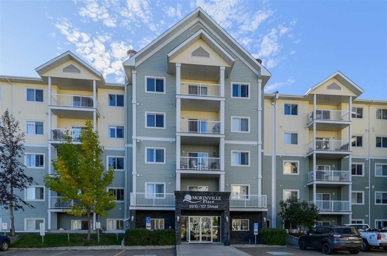 Main Photo: 321 9910 107 Street: Morinville Condo for sale : MLS®# E4216528