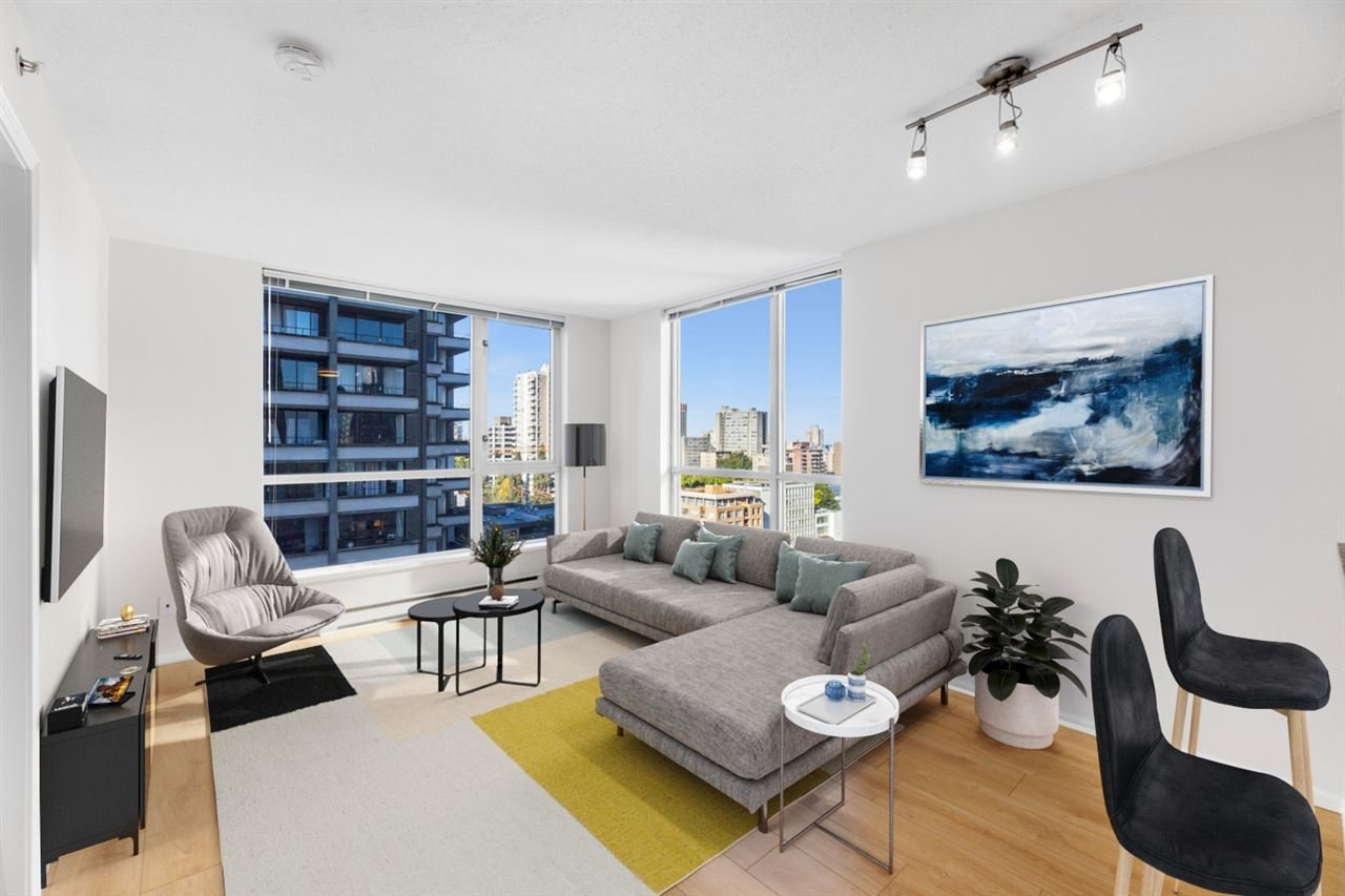 "Main Photo: 1306 1420 W GEORGIA Street in Vancouver: West End VW Condo for sale in ""The George"" (Vancouver West)  : MLS®# R2528538"