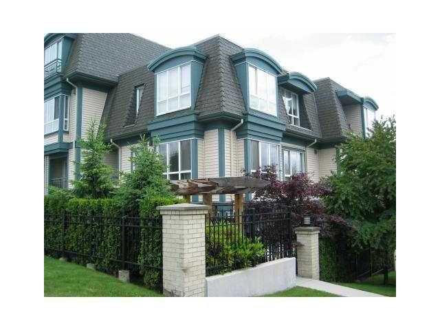 """Main Photo: # 6 288 ST DAVIDS AV in North Vancouver: Lower Lonsdale Condo for sale in """"ST DAVIS LANDING"""" : MLS®# V880275"""