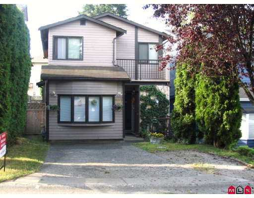 Main Photo: 102 SPRINGFIELD Drive in Langley: Aldergrove Langley House for sale : MLS®# F2721271