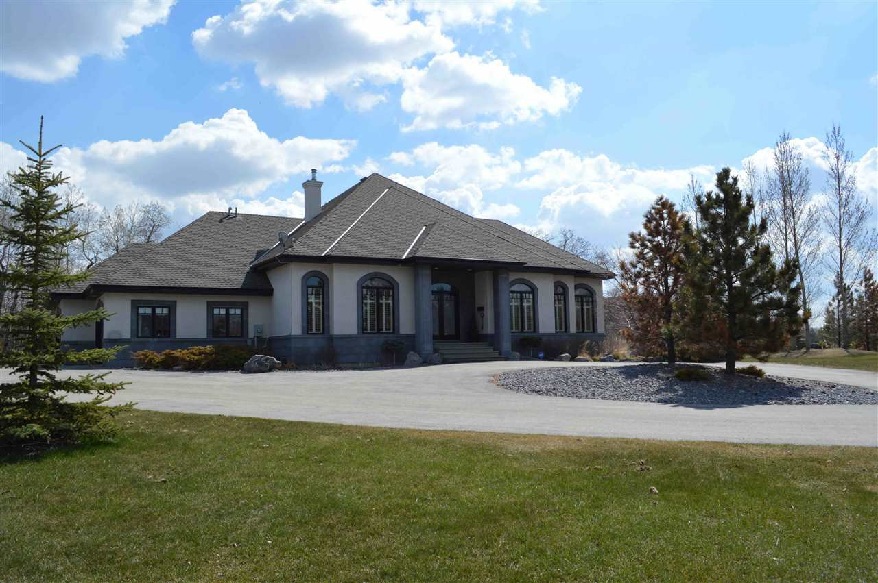 Main Photo: 230 52422- Range Road 224: Rural Strathcona County House for sale : MLS®# E4171306