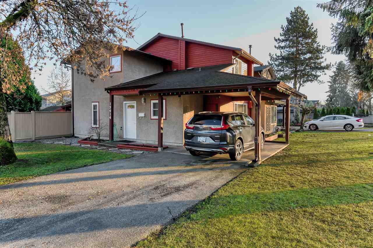 Main Photo: 13414 69 Avenue in Surrey: West Newton House 1/2 Duplex for sale : MLS®# R2421240