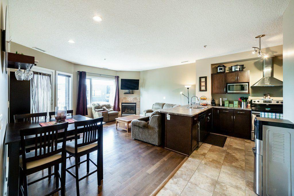 Main Photo: 320 35 STURGEON Road: St. Albert Condo for sale : MLS®# E4212977