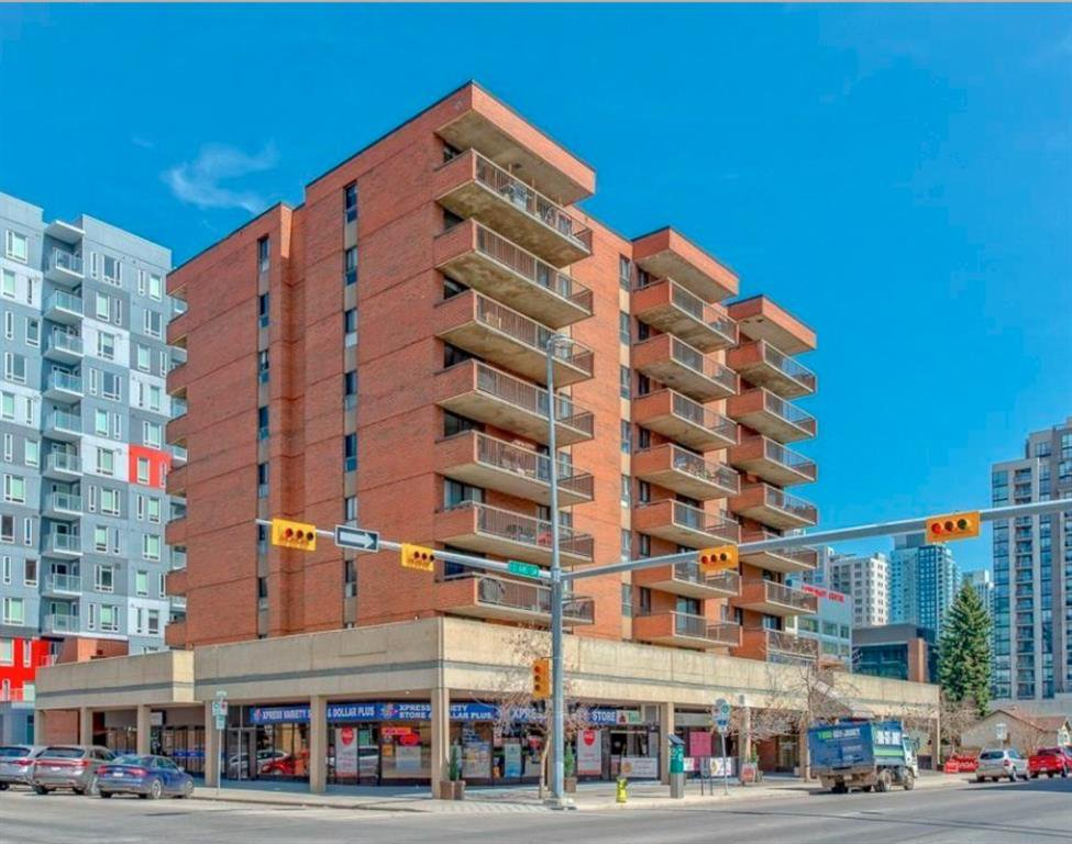 Main Photo: 203 1240 12 Avenue SW in Calgary: Bankview Apartment for sale : MLS®# A1037348