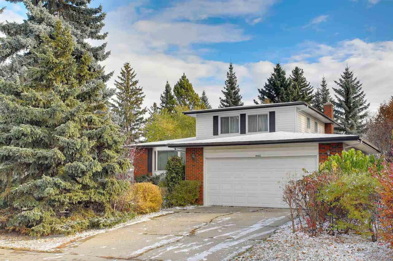 Main Photo: 4123 ASPEN Drive W in Edmonton: Zone 16 House for sale : MLS®# E4218407