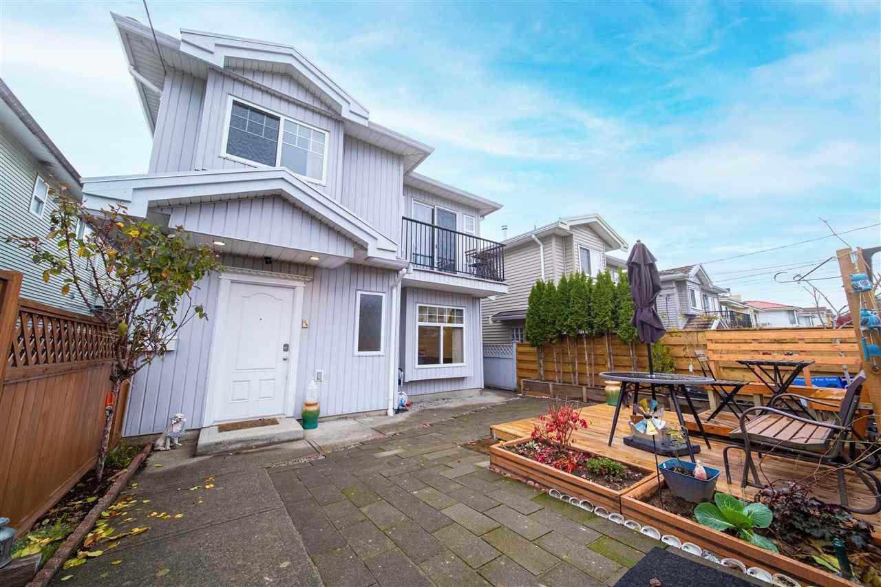Main Photo: 5215 NORFOLK Street in Burnaby: Central BN 1/2 Duplex for sale (Burnaby North)  : MLS®# R2517719