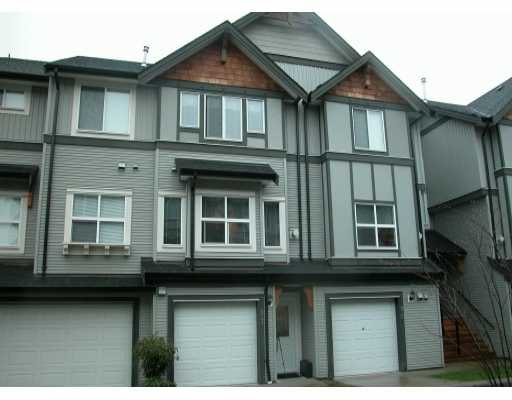 "Main Photo: 1055 RIVERWOOD Gate in Port Coquitlam: Riverwood Townhouse for sale in ""RIVERWOOD"" : MLS®# V635961"
