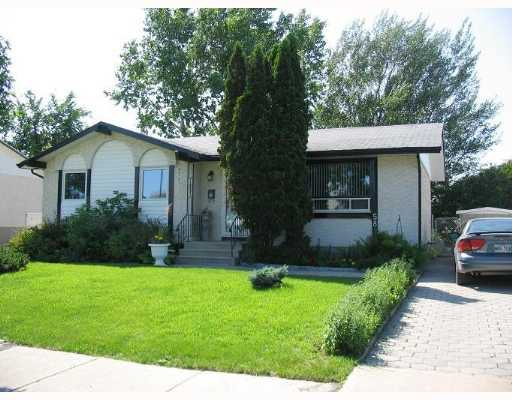Main Photo: Map location: 58 HERRON Road in WINNIPEG: Maples / Tyndall Park Single Family Detached for sale (North West Winnipeg)  : MLS®# 2711412