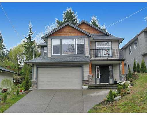 Main Photo: 825 NORTH Road in Coquitlam: Coquitlam West House for sale : MLS®# V704750