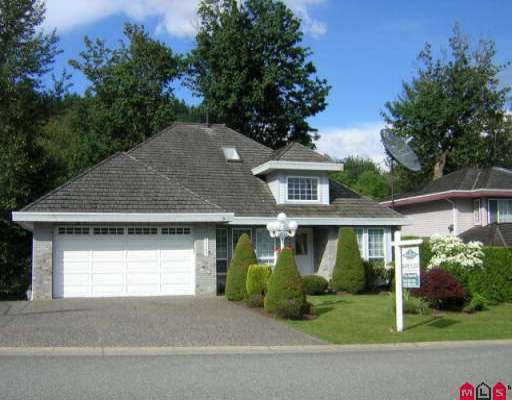 Main Photo: 35367 MUNROE AV in Abbotsford: Abbotsford East House for sale : MLS®# F2512455