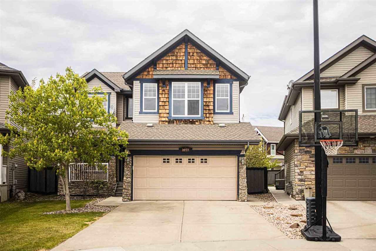 Main Photo: 1077 MCKINNEY Green in Edmonton: Zone 14 House for sale : MLS®# E4198553