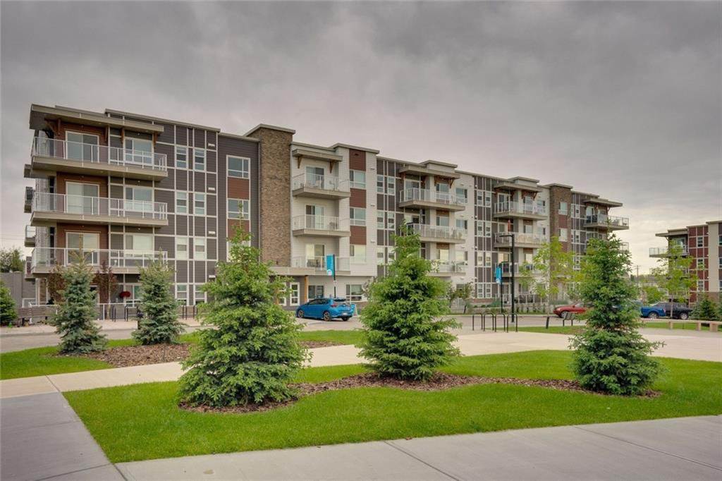 Main Photo: 310 360 Harvest Hills Common NE in Calgary: Harvest Hills Apartment for sale : MLS®# C4304869