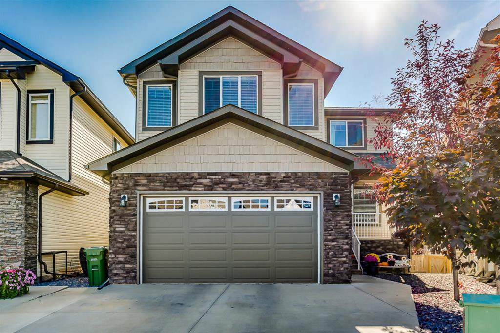 Main Photo: 1854 Baywater Street SW: Airdrie Detached for sale : MLS®# A1038029