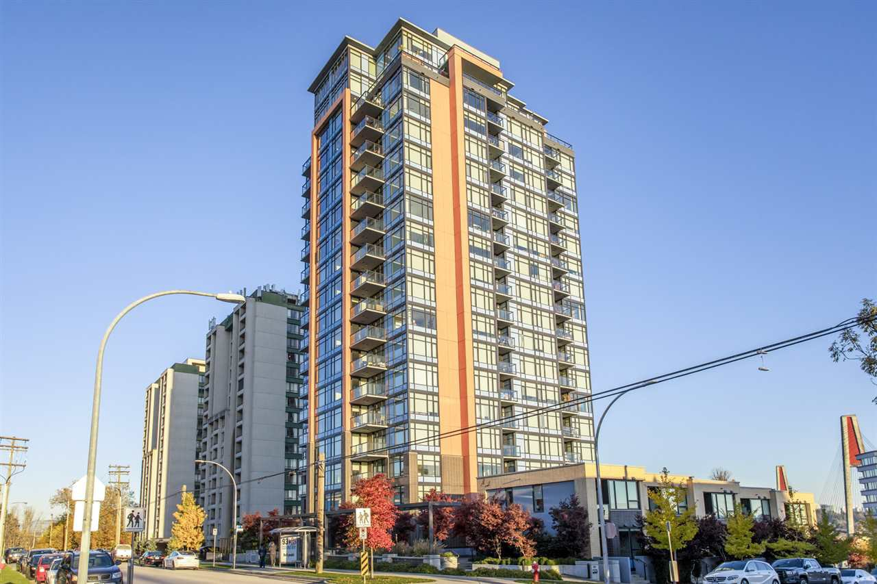 """Main Photo: 905 188 AGNES Street in New Westminster: Downtown NW Condo for sale in """"ELLIOT"""" : MLS®# R2516589"""