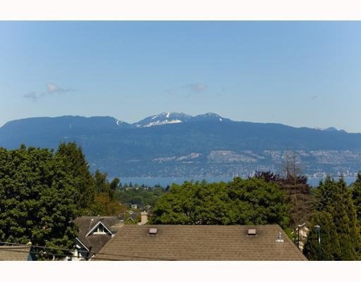 Main Photo: 4171 CARNARVON ST in Vancouver: House for sale : MLS®# V786701