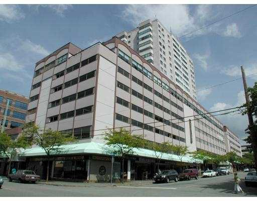 """Main Photo: 605 615 BELMONT Street in New_Westminster: Uptown NW Condo for sale in """"Belmont Tower"""" (New Westminster)  : MLS®# V638906"""