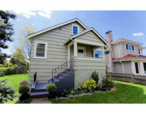 Main Photo: 292 E 38TH AV in Vancouver: House for sale : MLS®# V827304