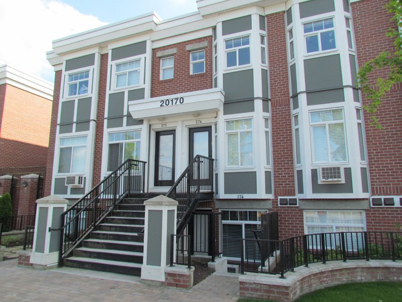 """Main Photo: #275 20170 FRASER HWY in LANGLEY: Langley City Townhouse for rent in """"PADDINGTON STATION"""" (Langley)"""
