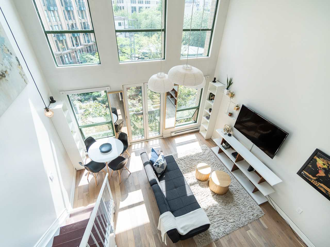 """Main Photo: 408 1 E CORDOVA Street in Vancouver: Downtown VE Condo for sale in """"Carrall Station"""" (Vancouver East)  : MLS®# R2394521"""