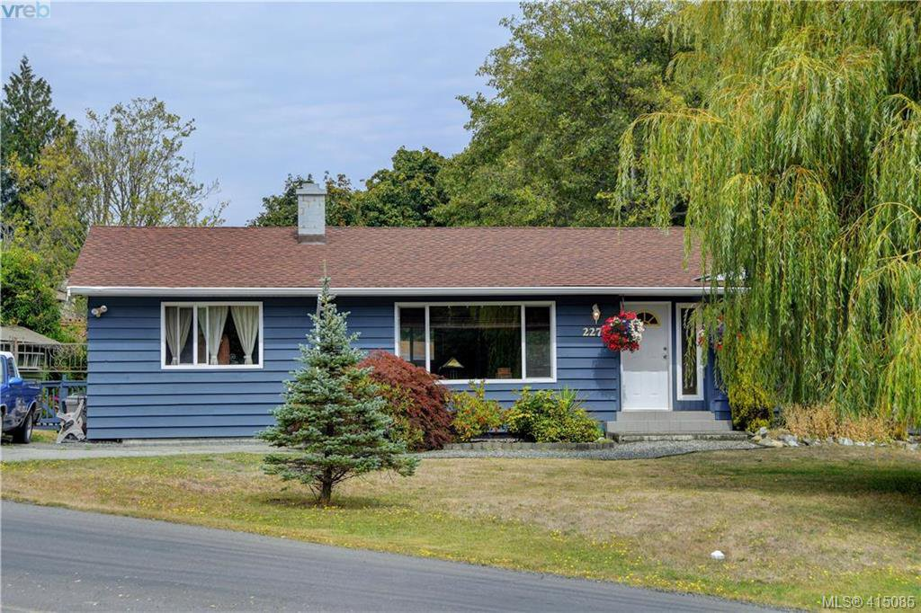 Main Photo: 2271 N French Rd in SOOKE: Sk Broomhill Single Family Detached for sale (Sooke)  : MLS®# 823370