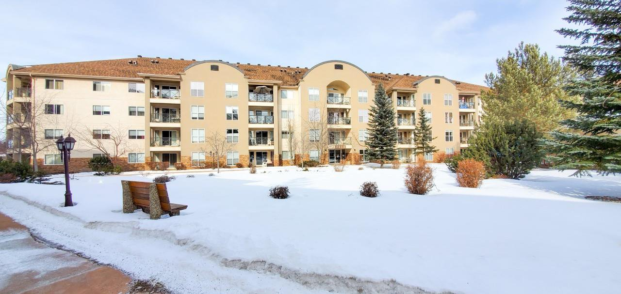 Main Photo: 209 8956 156 Street in Edmonton: Zone 22 Condo for sale : MLS®# E4191469