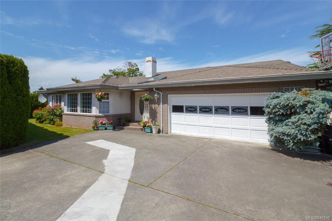 Main Photo: 4600 Bonnieview Pl in Saanich: SE Gordon Head Single Family Detached for sale (Saanich East)  : MLS®# 840599