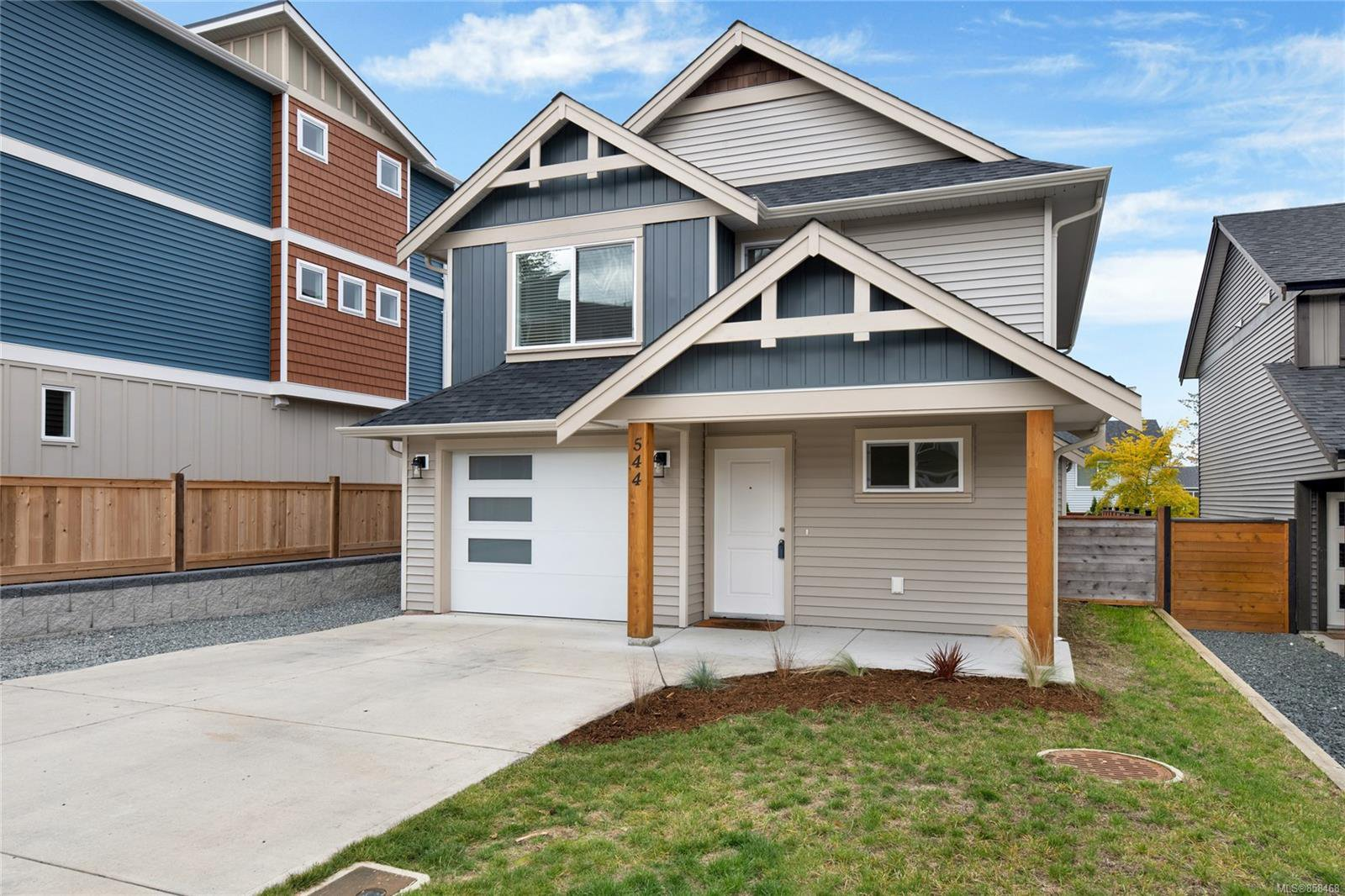 Main Photo: 544 Steeves Rd in : Na South Nanaimo House for sale (Nanaimo)  : MLS®# 858468