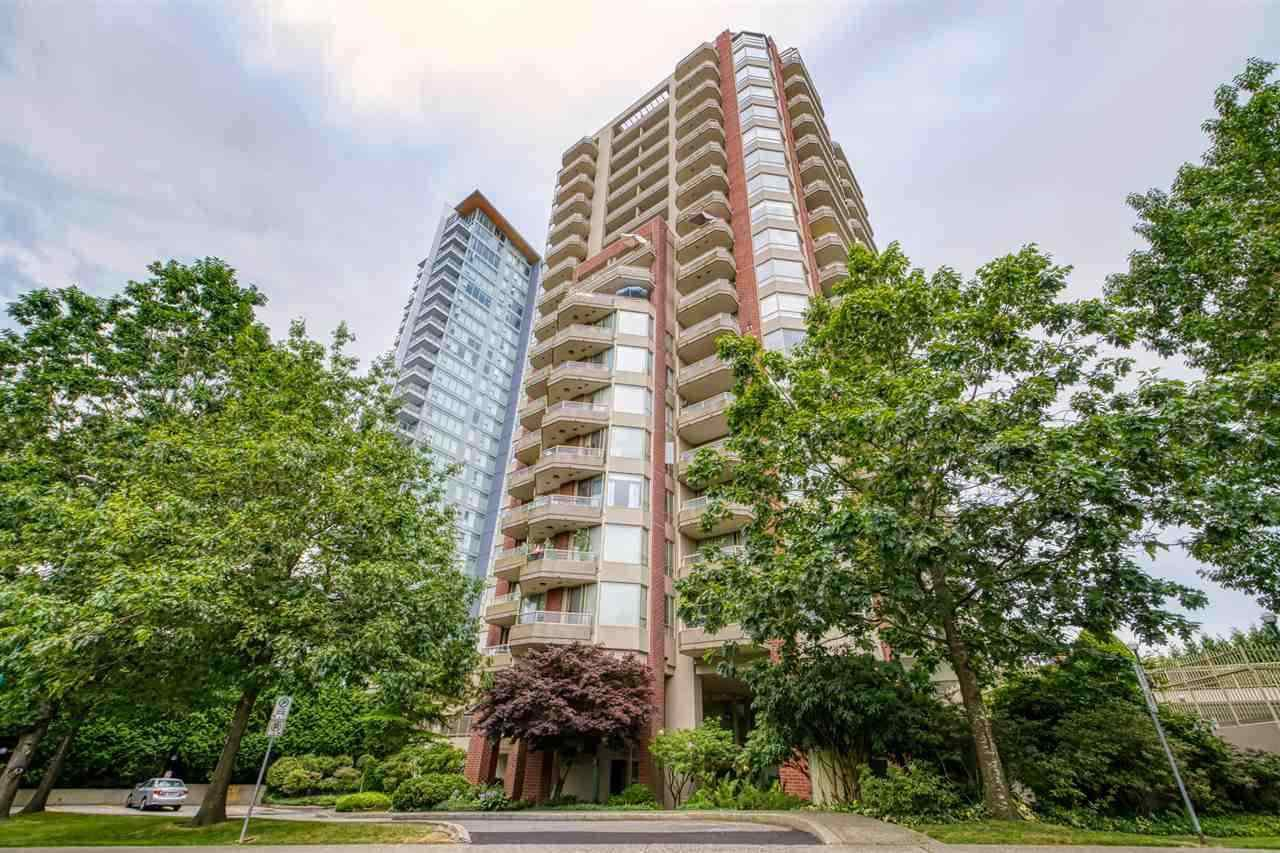 """Main Photo: 604 738 FARROW Street in Coquitlam: Coquitlam West Condo for sale in """"THE VICTORIA"""" : MLS®# R2517555"""