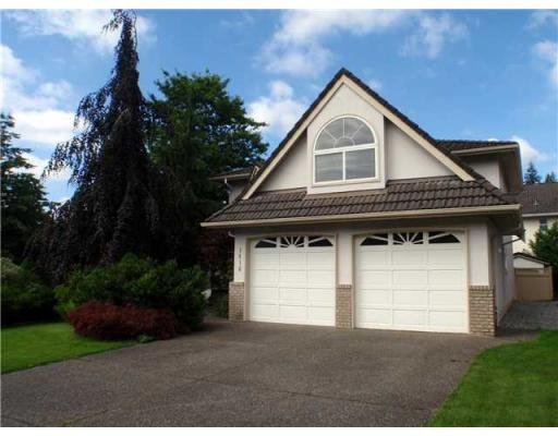 Main Photo: 1416 HOCKADAY ST in Coquitlam: House for sale : MLS®# V845885