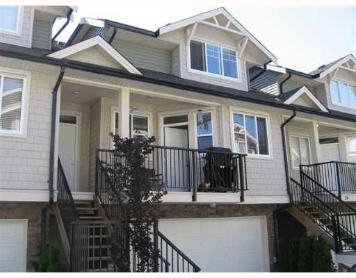 "Main Photo: 30 11720 COTTONWOOD Drive in Maple_Ridge: Cottonwood MR Townhouse for sale in ""COTTONWOOD GREEN"" (Maple Ridge)  : MLS®# V653744"