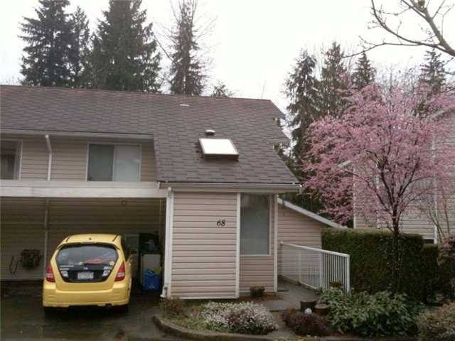 Main Photo: # 68 1235 LASALLE PL in Coquitlam: Canyon Springs Condo for sale : MLS®# V890060