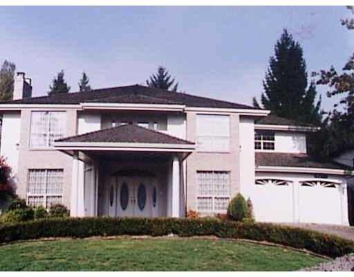 """Main Photo: 4271 GRANVILLE AV in Richmond: Riverdale RI House for sale in """"RIVERDALE"""" : MLS®# V587936"""