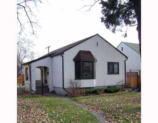 Main Photo: 124 HILL Street in WINNIPEG: St Boniface Single Family Detached for sale (South East Winnipeg)  : MLS®# 2719160