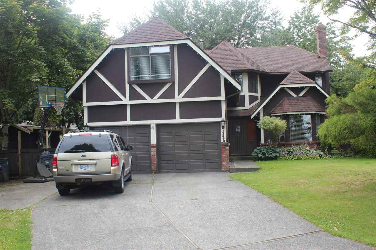 Main Photo: 12468 79 Avenue in Surrey: West Newton House for sale : MLS®# R2387911