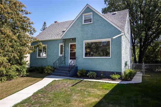 Main Photo: 351 Belvidere Street in Winnipeg: Deer Lodge Residential for sale (5E)  : MLS®# 1923626