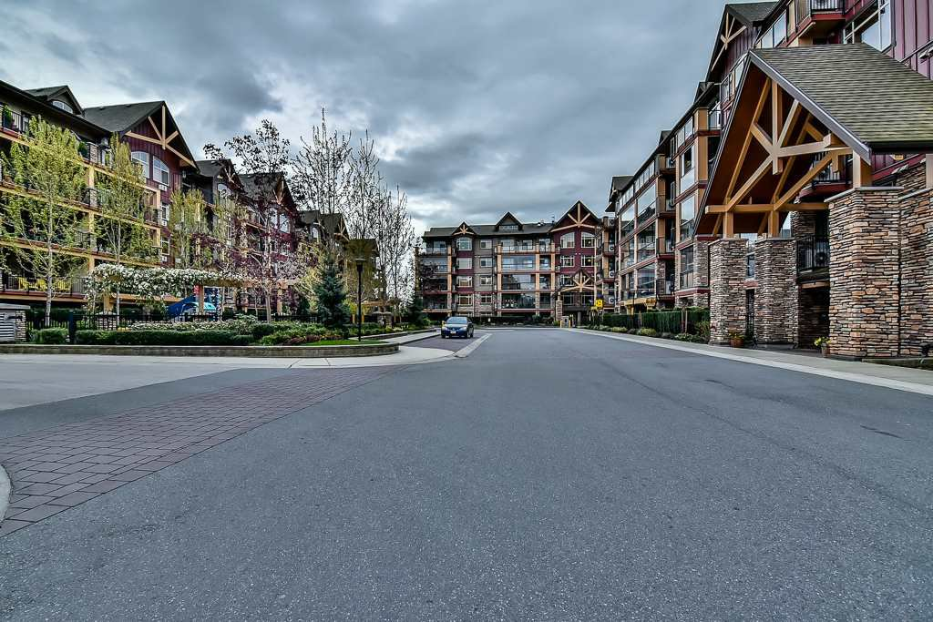 """Main Photo: 123 8288 207A Street in Langley: Willoughby Heights Condo for sale in """"YORKSON CREEK"""" : MLS®# R2420811"""