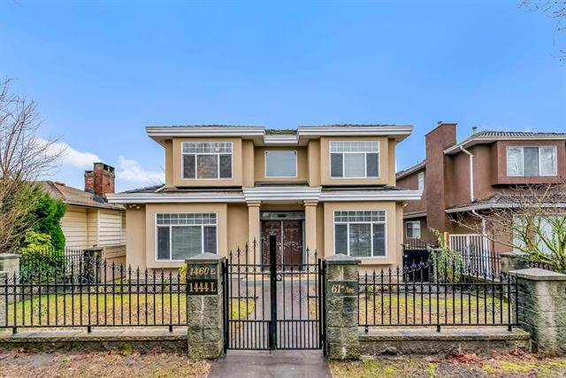 Main Photo: 1460 E 61st Avenue in Vancouver: Fraserview VE House for sale (Vancouver East)  : MLS®# R2432556