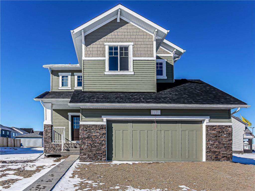 Main Photo: 117 Amery Crescent: Crossfield Detached for sale : MLS®# C4290706