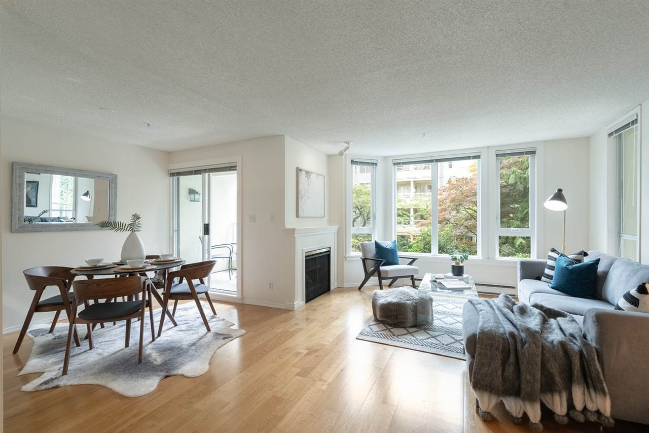 Main Photo: 219 1230 HARO Street in Vancouver: West End VW Condo for sale (Vancouver West)  : MLS®# R2500460