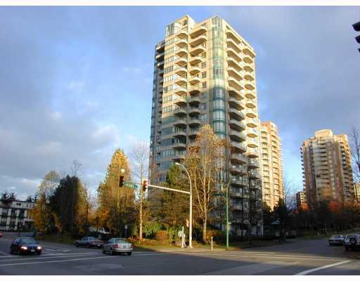 "Main Photo: 504 4603 HAZEL Street in Burnaby: Forest Glen BS Condo for sale in ""CRYSTAL PLACE"" (Burnaby South)  : MLS®# V813793"