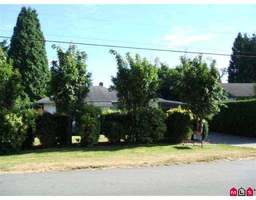 Main Photo: 33714 LINCOLN RD in Abbotsford: Central Abbotsford House for sale : MLS®# F2616765