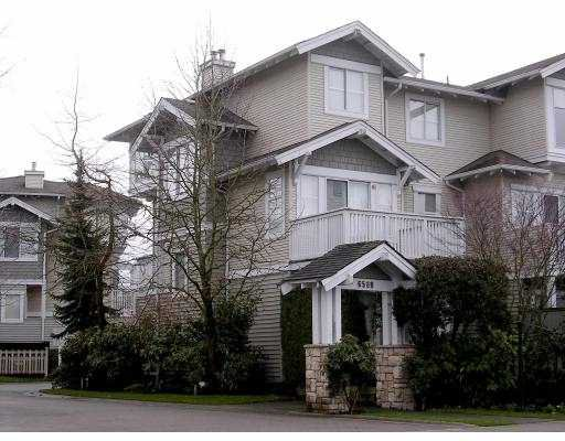 "Main Photo: 1 6588 BARNARD Drive in Richmond: Terra Nova Townhouse for sale in ""CAMBERLEY"" : MLS®# V758128"