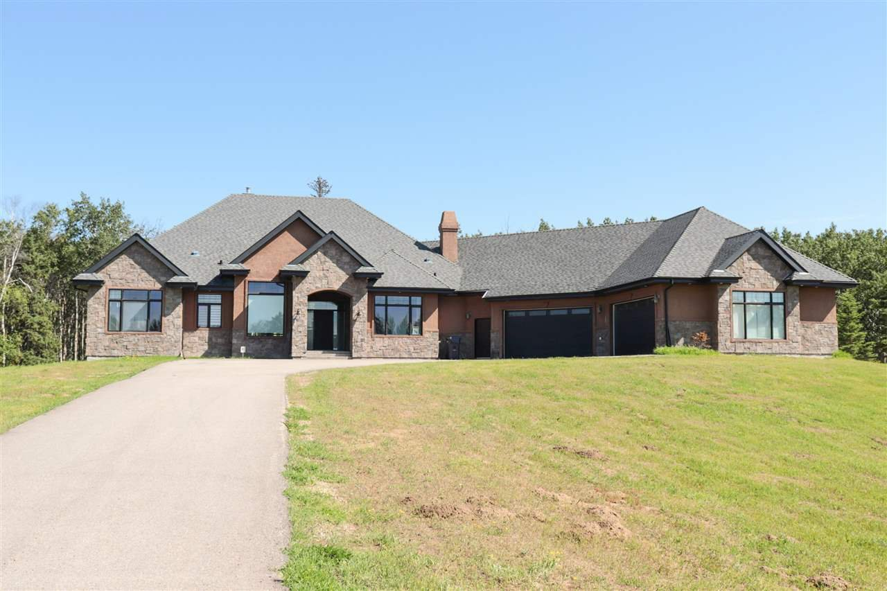 Main Photo: 14 51222 RGE RD 260: Rural Parkland County House for sale : MLS®# E4179125