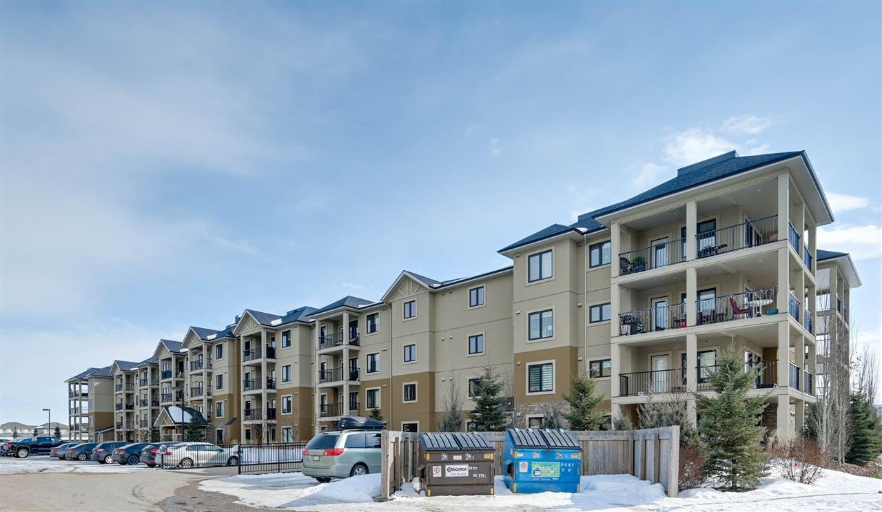 Main Photo: 202 1031 173 Street in Edmonton: Zone 56 Condo for sale : MLS®# E4192376