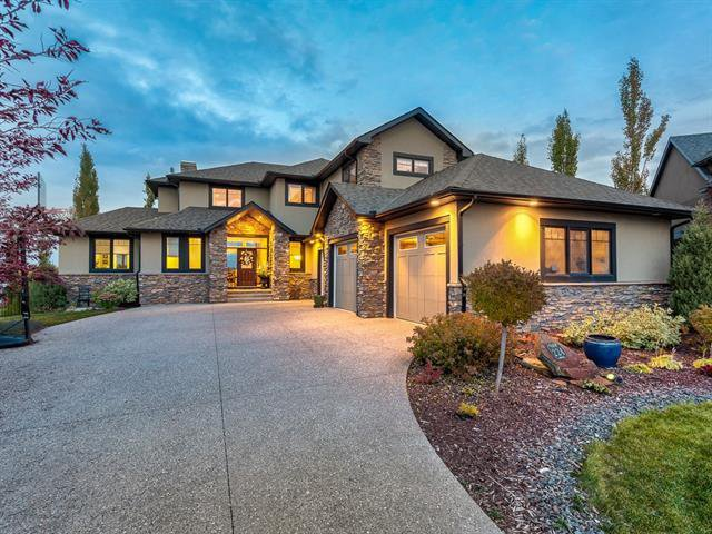 Main Photo: 224 MONTCLAIR Place in Rural Rocky View County: Rural Rocky View MD Detached for sale : MLS®# C4301881